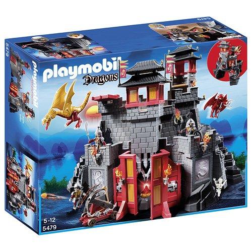 PLAYMOBIL Dragones - Gran Castillo del dragón asiático (5479)