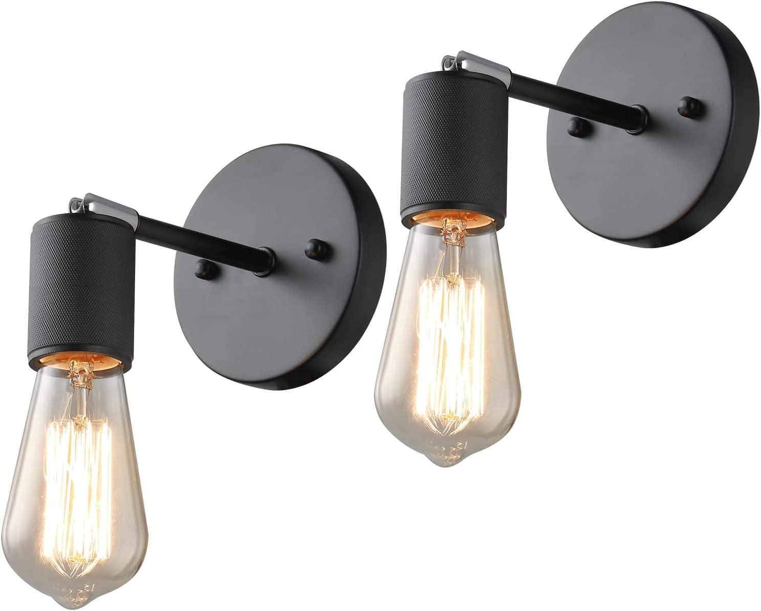 Black Wall Tucson Mall Sconces Set of Two Lighting Vintage Purchase Wal