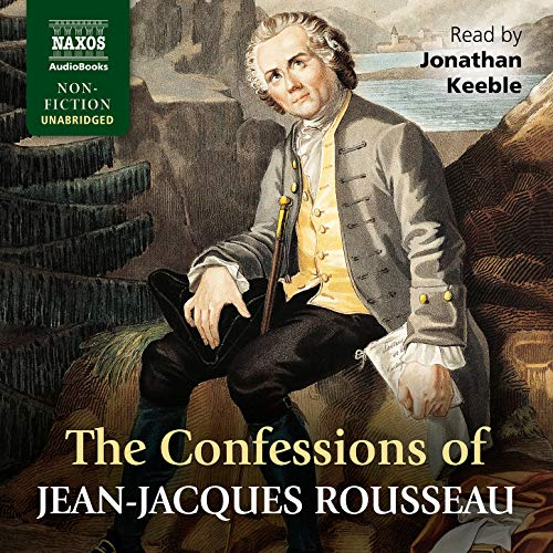 The Confessions of Jean-Jacques Rousseau Titelbild