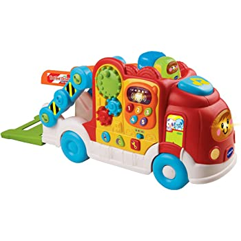 VTech 189503 Baby Toot-Toot Drivers Refresh Car Carrier Multi-Coloured