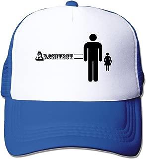 LKSJSADJ The Image Of The Architect Adjustable Hats Black