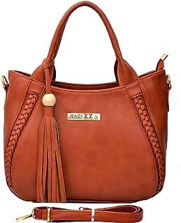 Inkdice imported rich look PU leather women handbag