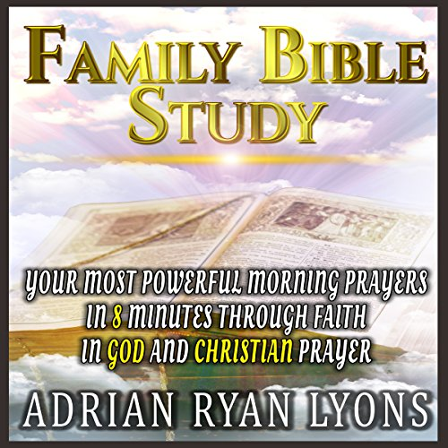Family Bible Study audiobook cover art