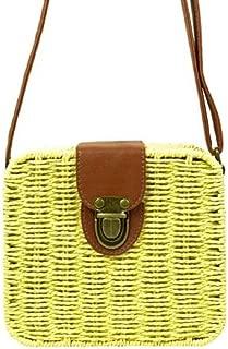 Gainsborough Giftware Woven Basket Bag