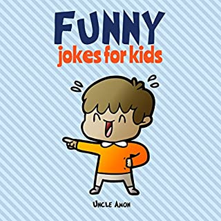 Funny Jokes for Kids cover art