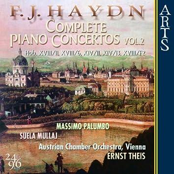 F.J. Haydn: Complete Piano Concertos - Vol. 2
