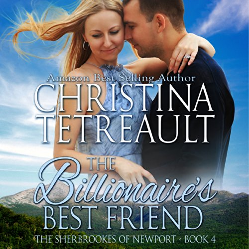The Billionaire's Best Friend audiobook cover art