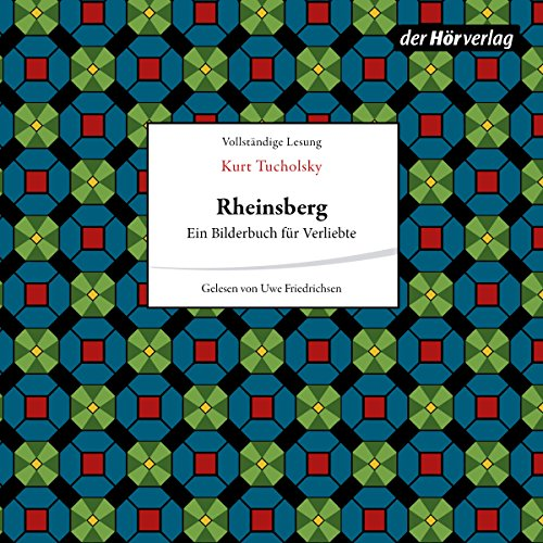 Rheinsberg: Ein Bilderbuch für Verliebte audiobook cover art