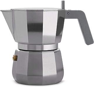 Alessi DC06/3 Espressokocher Aluminium