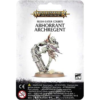 Warhammer AoS - Flesh-Eater Courts Abhorrant Archregent
