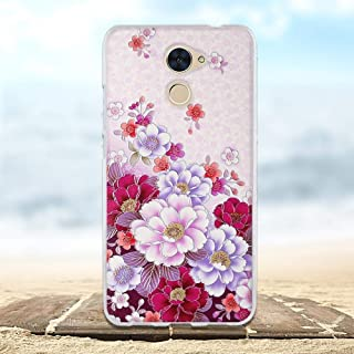 For Huawei Enjoy 7 Plus Case Soft Tpu Silicone Fundas Coque For Huawei Y7 Prime Phone Cases 3D Bags Shell Y7 Prime 5.5'' Cover
