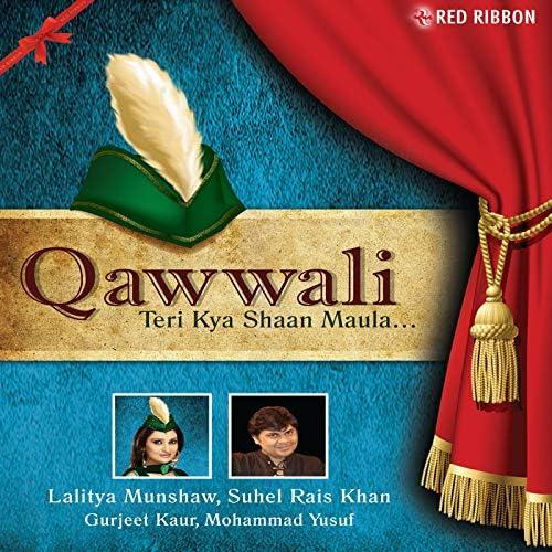 Suhel Rais Khan, Lalitya Munshaw, Gurjeet Kaur, Dipali Somaiya, Praveen Saba, Neha Singh & Mohammad Yusuf