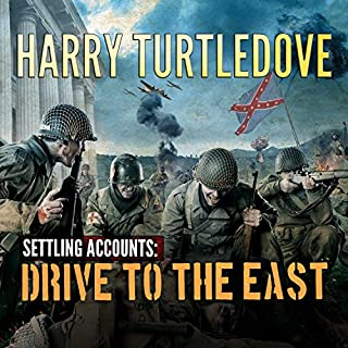 Drive to the East audiobook cover art
