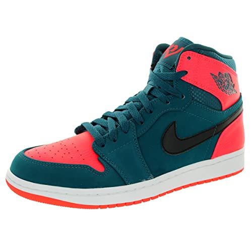 5bcad60439f2f5 Jordan Nike Men s Air 1 Retro High Basketball Shoe