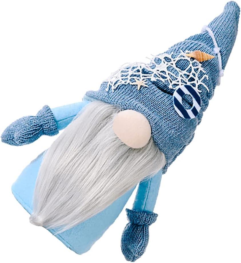KESYOO Ocean Gnome Doll Stuffed Sale price Dwarf New arrival Tomte Figurin Swedish