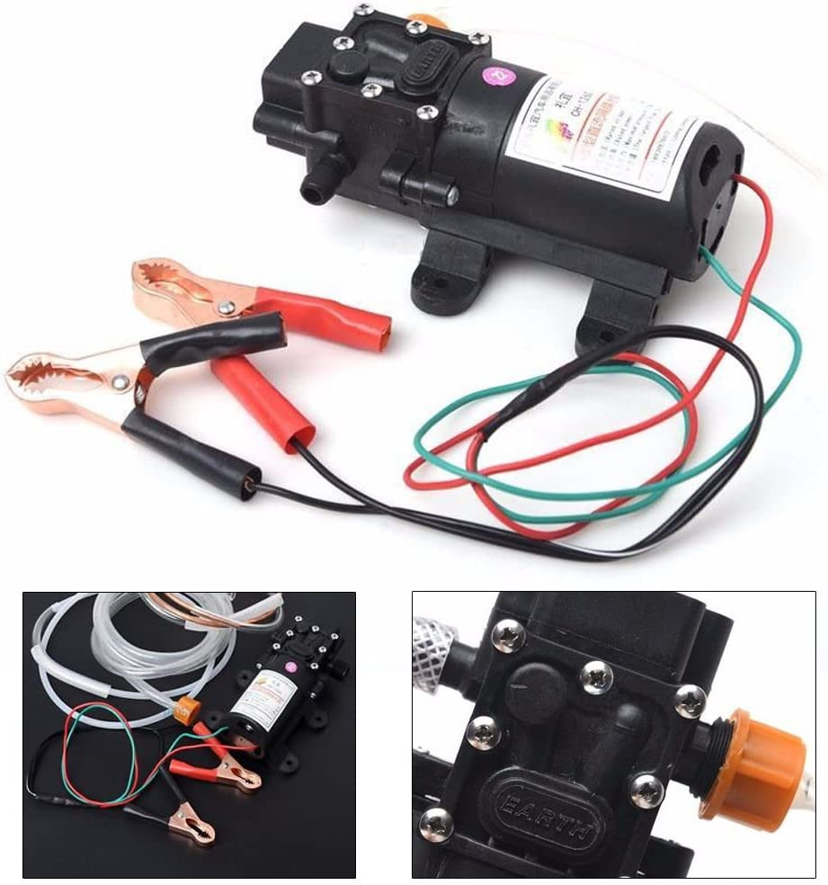 Oil Transfer Pump Fluid Extra Spring new Regular store work one after another Extractor Change