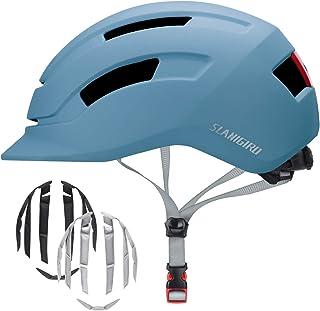 کلاه ایمنی دوچرخه شهری بزرگسالان و جوانان SLANIGIRO - سیستم متناسب قابل تنظیم