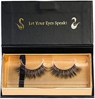 So by samira olfat SO2018-2 SAI faux mink false lashes in black