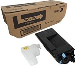 Kyocera 1T02MS0US0 Model TK-3102 Toner Cartridge For use with Kyocera ECOSYS M3040idn, ECOSYS M3540idn and FS-2100DN Black and White Printers, Up to 12500 Pages, Black
