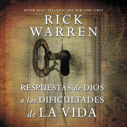 Respuestas de Dios a las dificultades de la vida [God's Answers to Life's Difficult Questions]                   By:                                                                                                                                 Rick Warren                               Narrated by:                                                                                                                                 Johnny Pena                      Length: 4 hrs and 6 mins     Not rated yet     Overall 0.0