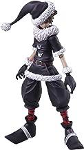 Square Enix AUG188271 Kingdom Hearts II: Bring Arts Sora (Christmas Town Version) Action Figure, Multicolor