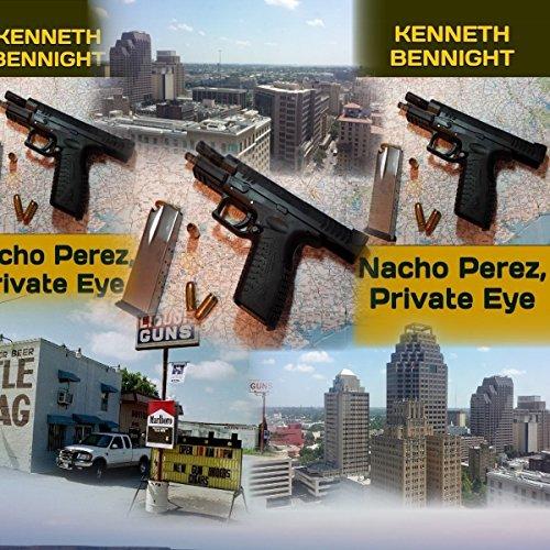 Nacho Perez, Private Eye cover art