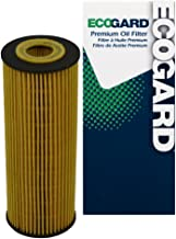 ECOGARD X4757 Premium Cartridge Engine Oil Filter for Conventional Oil Fits Mercedes-Benz C230 2.3L 1997-2002, SLK230 2.3L 1998-2004, E320 3.2L 1994-1997, C280 2.8L 1994-1997, S320 3.2L 1994-1999