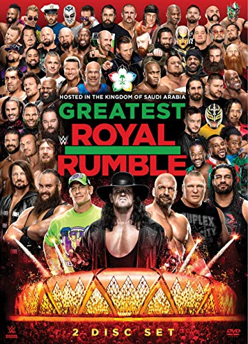 WWE: Greatest Royal Rumble 2018 (DVD)