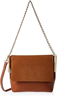 Inoui Crossbody Bag for Women - Brown