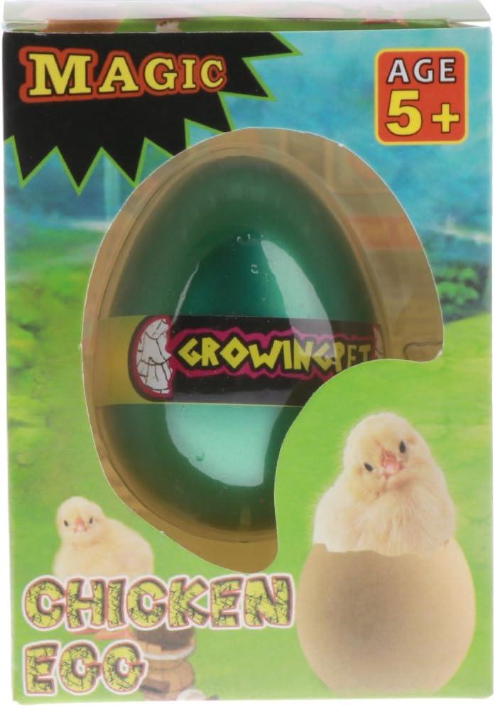 A Juguete de Huevo Animal Incubaci/ón en Agua de Pl/ástico Coloridos