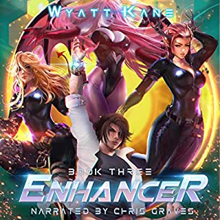 Enhancer 3                   Auteur(s):                                                                                                                                 Wyatt Kane                               Narrateur(s):                                                                                                                                 Chris Graves                      Durée: 7 h et 1 min     1 évaluation     Au global 5,0