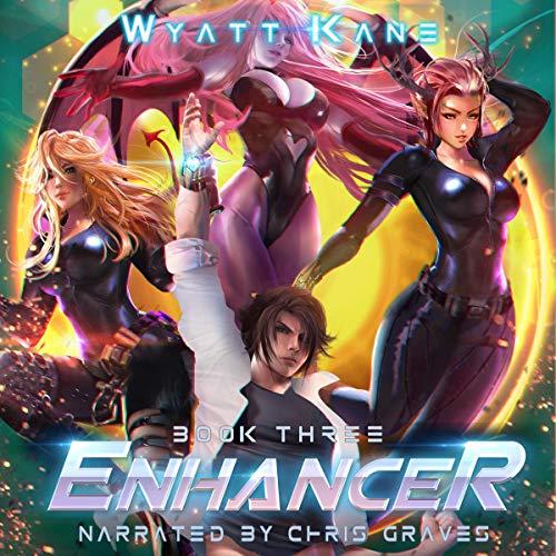 Enhancer 3 audiobook cover art
