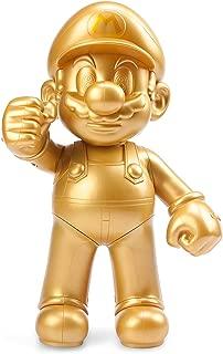 Super Mario 30th Anniversary Gold Mario Action Figure by TAITO