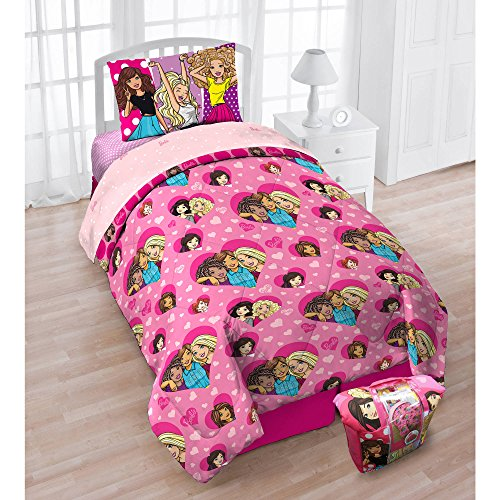 Mattel Barbie B Anything Bed Set in Tote