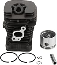 Coolwind 41mm Cylinder Piston Ring Kit fit Poulan 220 221 260 1950 2150 2250 2450 2550 Partner 350 351 Chainsaw Replace 40cc 42cc Modules