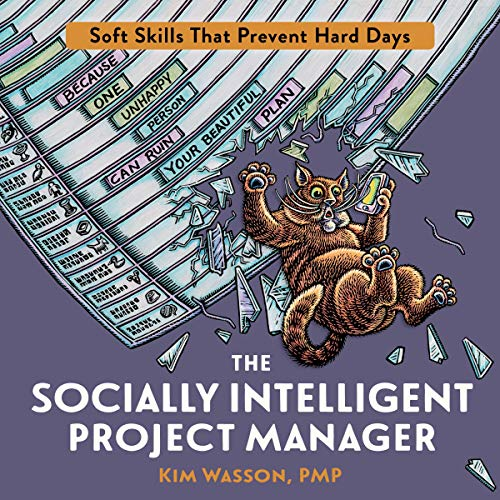 The Socially Intelligent Project Manager cover art