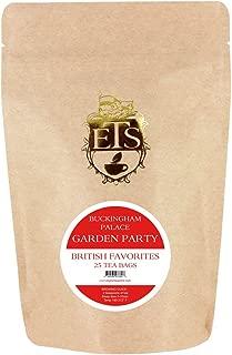 English Tea Store Buckingham Palace Garden Party Tea Bags, 25 Count