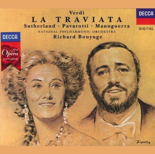 Dame Joan Sutherland, Luciano Pavarotti, Matteo Manuguerra, The National Philharmonic Orchestra, Richard Bonynge & Giuseppe Verdi