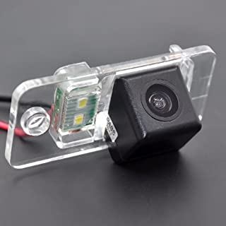 Auto Wayfeng WF® アウディ用CCD 4 LED車のリアビューカメラ (for Audi A8 A6 A4 A3 Q7 S5 S6 S8 RS4 RS6 A4L/Q5/A5/TT/TTS)