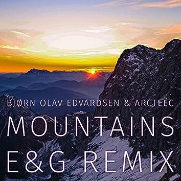 Mountains (E&G Remix) [feat. E&G]