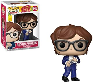 Funko Pop Movies: Austin Powers - Austin Powers Collectible Figure, Multicolor