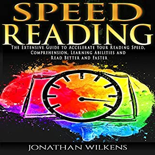 Speed Reading audiobook cover art
