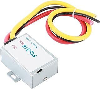 Okuyonic Isolateur de Bruit Audio, réducteur de suppresseur de Bruit éliminateur Radio Filtre Audio Haute fiabilité matéri...