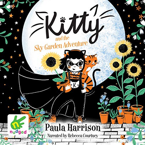 Kitty and the Sky Garden Adventure  By  cover art