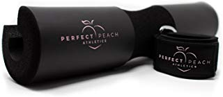 Perfect Peach Athletics Squat Pad Barbell Pad - Hip...