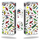 MightySkins Skin Compatible with Eleaf iStick 20W – Bright Lures | Protective, Durable, and Unique Vinyl Decal wrap Cover | Easy to Apply, Remove, and Change Styles | Made in The USA