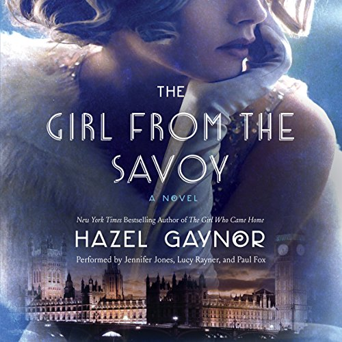 The Girl from the Savoy audiobook cover art
