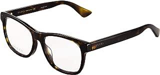 [グッチ] メガネ 伊達メガネ 0004OA 005 アジアンフィット メンズ 0004OA-005 日本 55,17,150 (FREE サイズ) [並行輸入品]