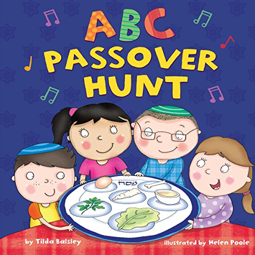 ABC Passover Hunt                   By:                                                                                                                                 Tilda Balsley                               Narrated by:                                                                                                                                 Book Buddy Digital Media                      Length: 4 mins     Not rated yet     Overall 0.0