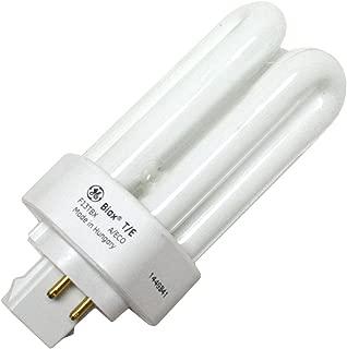 GE 34387 - F13TBX/SPX41/A/4 - 13 Watt CFL Light Bulb - Compact Fluorescent - 4 Pin GX24q-1 Base - 4100K -